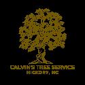 Calvin's Hickory Tree Service Logo